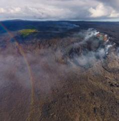 ハワイのキラウエア火山が噴火!被害状況は?飛行機の運行や旅行者への影響は?