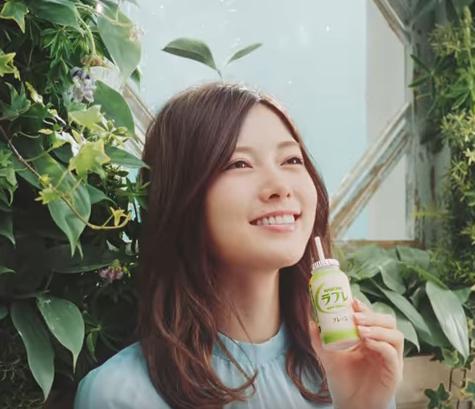 カゴメラブレ(2018)最新CMの女優(女性)は誰?美女の名前を調査!
