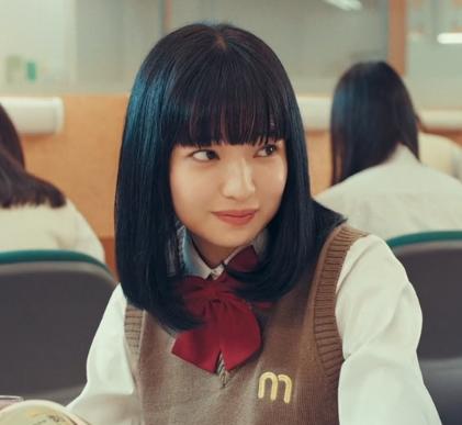 栄光ビザビ(2018)最新CMののびしろガールは誰?女子高生役の女優を調査!