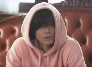 【花のち晴れ】花沢類(小栗旬)ピンクのパーカーで出演!ブランドは?動画もチェック!