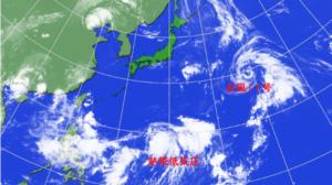 台風12号東京関東いつくる飛行機電車影響
