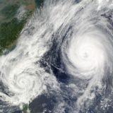 台風14号飛行機欠航運休遅延影響スカイマークジェットスタースターフライヤーピーチ
