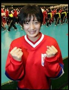 鍋谷友理枝高校時代成績
