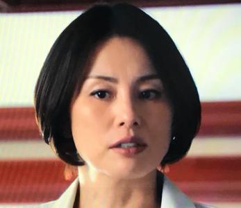 米倉涼子顔怖い