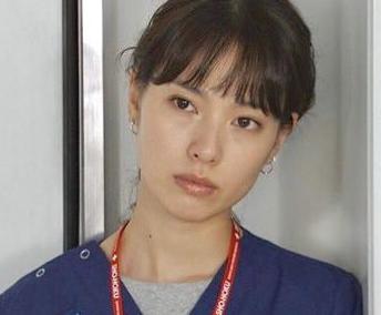 戸田恵梨香痩せすぎコードブルー
