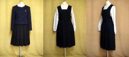 福岡双葉高校の制服