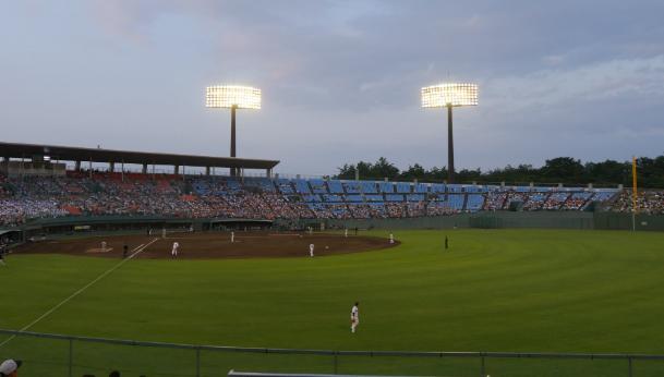 福島あづま球場