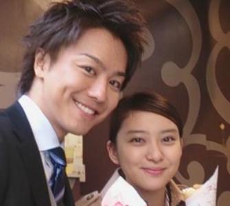 TAKAHIROと武井咲