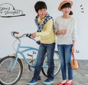 芦田愛菜,11歳,身長