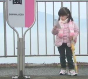 芦田愛菜,6歳,身長