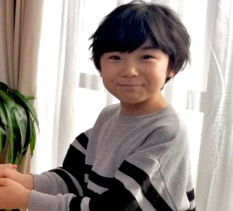 寺田心,11歳