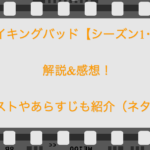 ブレイキングバッド【シーズン1・4話】解説&感想!キャストやあらすじも紹介(ネタバレ)