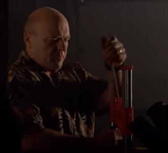 ブレイキングバッド,シーズン2,5話,ハンク