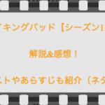 ブレイキングバッド【シーズン1・6話】解説&感想!キャストやあらすじも紹介(ネタバレ)