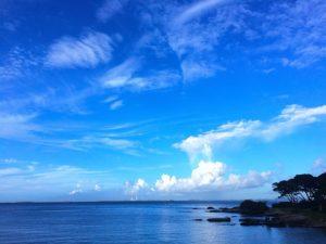 台風14号沖縄上陸ピーク時間いつ