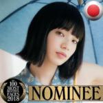 世界で最も美しい顔2018のランキングや1位を調査!日本人でノミネートしたのは誰?