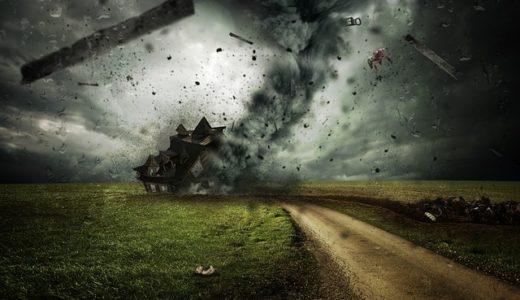 台風14号の沖縄上陸はいつ?天気の影響やピークの時間を調査!