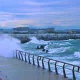 台風25号飛行機欠航遅延運休影響