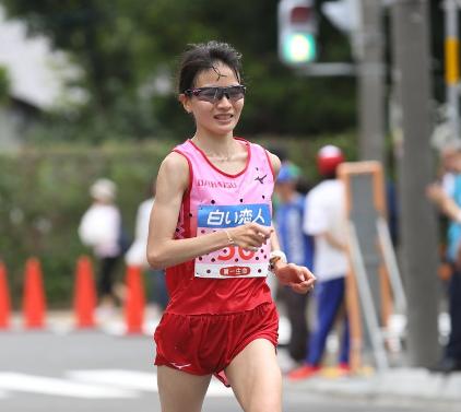 前田彩里さんは現在ランナーですね。
