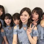 乃木坂46の紅白2018の曲や順番・出演時間をまとめた!