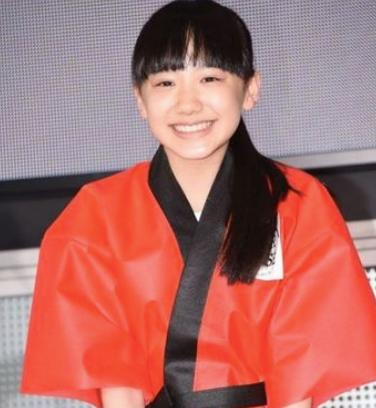 芦田愛菜,11歳